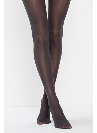 Penti Kadın Antrasit Mıcro 40 Külotlu Çorap MICRO 40 KLT Antrasit